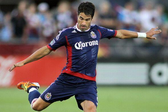 Ángel se inscribió con un gol en su debut con el Rebaño, luego de unirse...