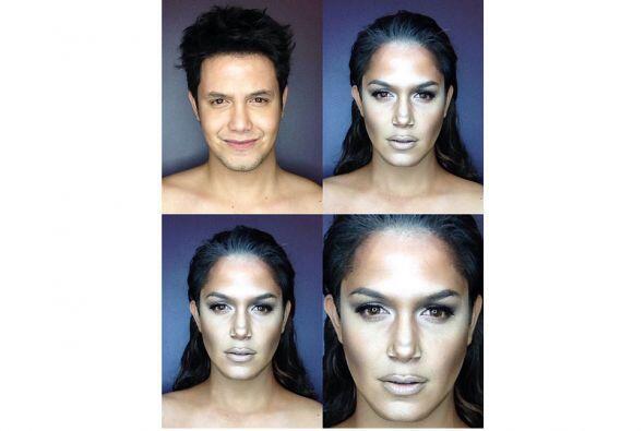 Jennifer Lopez, ¿se parece?