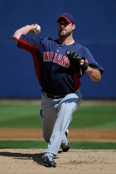 """Indians de Cleveland """" Fueron contendientes en la primera parte de..."""