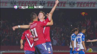 Veracruz 3-1 Puebla: Los Tiburones devoran a 'La Franja' en el puerto ja...