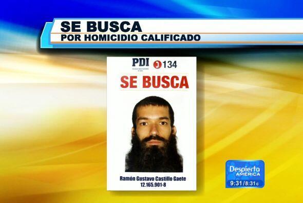 Las autoridades chilenas capturaron el jueves a cuatro presuntos integra...