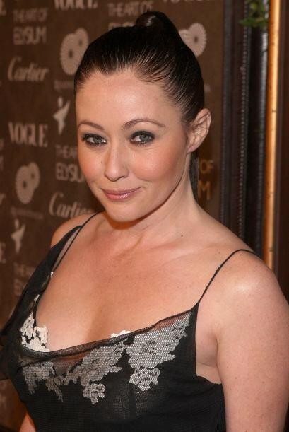 Entre las sorpresas que dio Doherty, fue que posó dos veces para Playboy...