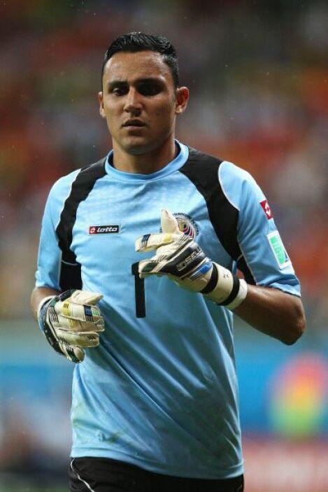 3. KEYLOR NAVAS. El portero de Costa Rica vio su valor como futbolista a...