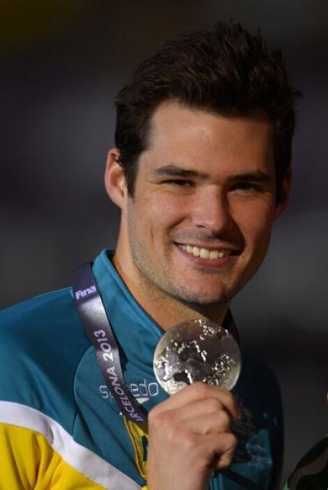 Australia se llevó la plata con Christian Sprenger.