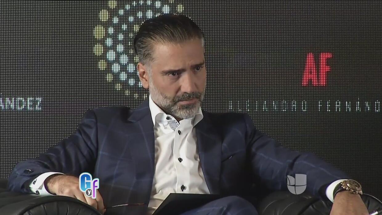Alejandro Fernández pudiera mandar a Luis Miguel a la cárcel