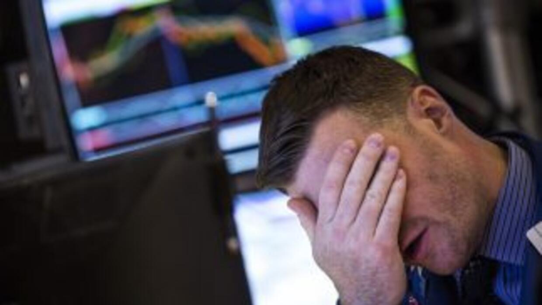 Los inversores replegaron posiciones este miércoles en Nueva York y llev...