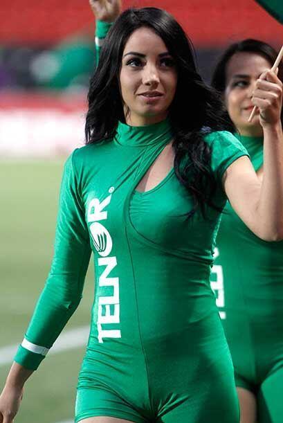 Vota por las porristas del Tijuana vs. Toluca de la jornada 14, ellas, a...