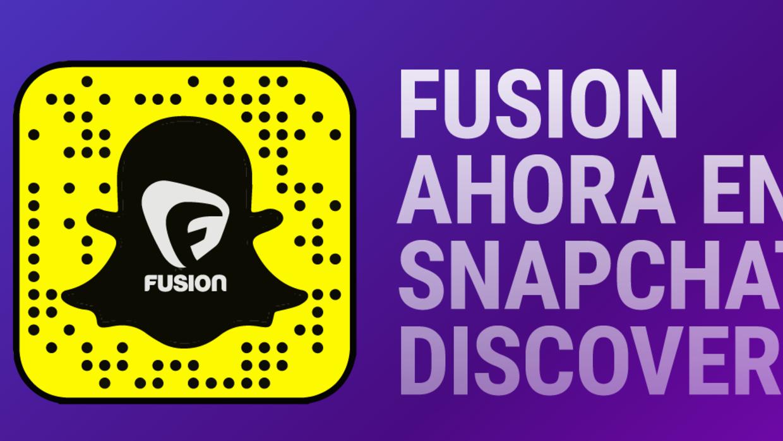 FUSION llega a Snapchat Discover Screen%20Shot%202015-12-07%20at%205.59....