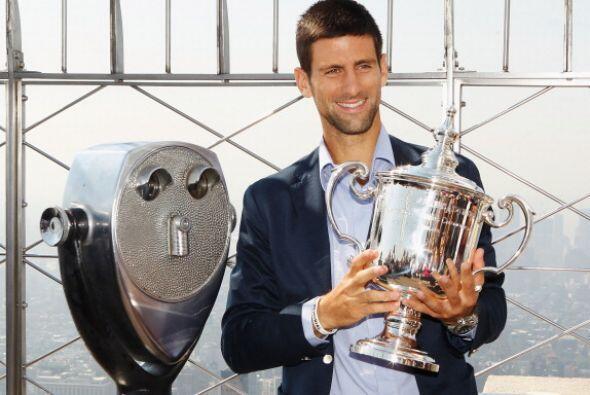 """El tenista de Belgrado señaló tras el torneo que """"nad..."""