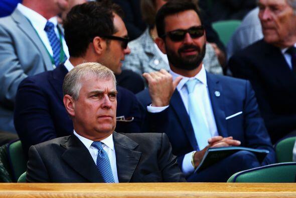 Allegados al príncipe aseguraron al diario The Daily Telegraph que Andre...