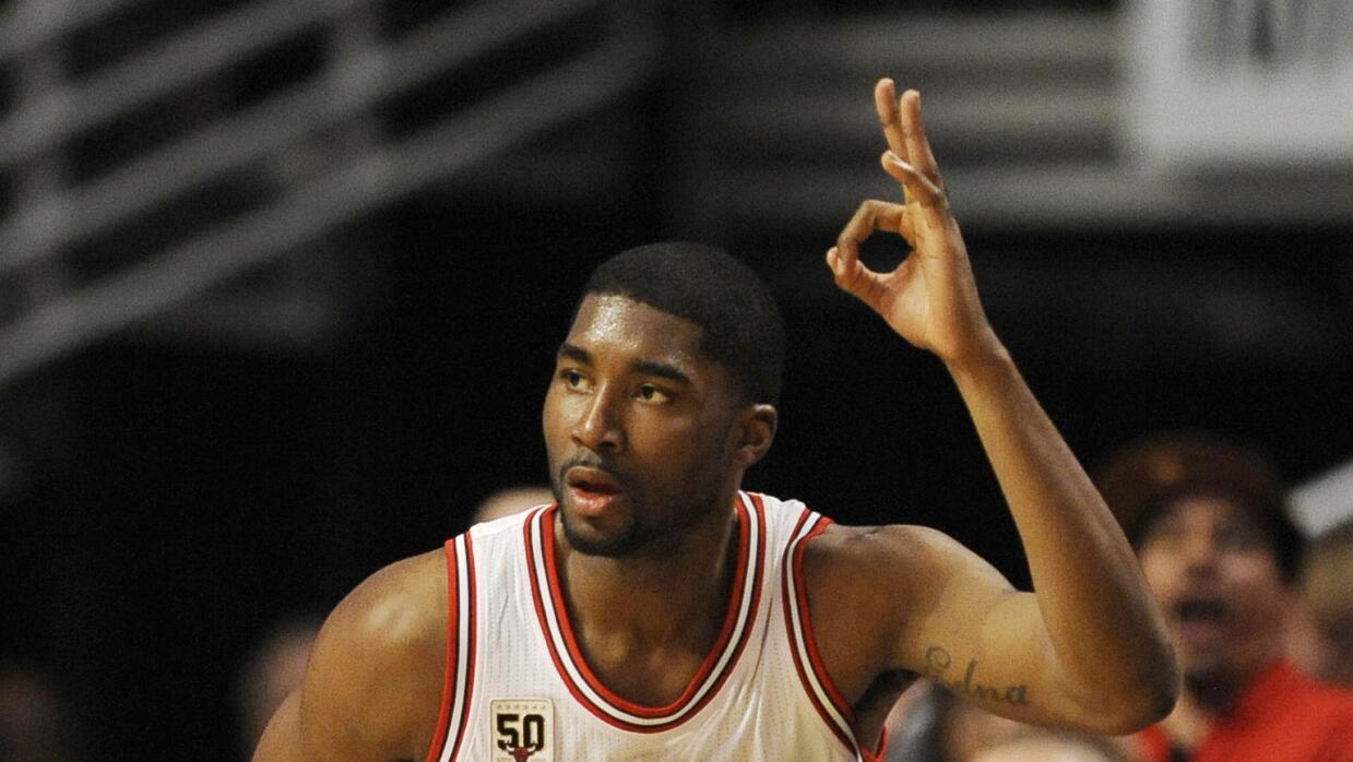 Chicago Bulls derrotó a Los Ángeles Lakers