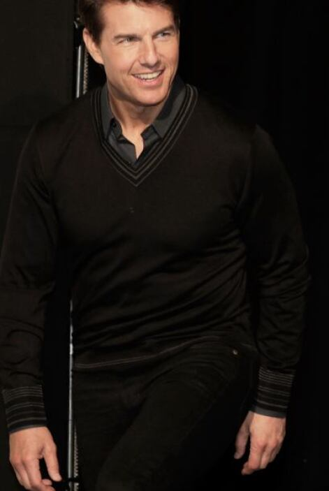 Tom Cruise no sabe nada de Twitter. Los mejores chismes en EL CHISMOSO.