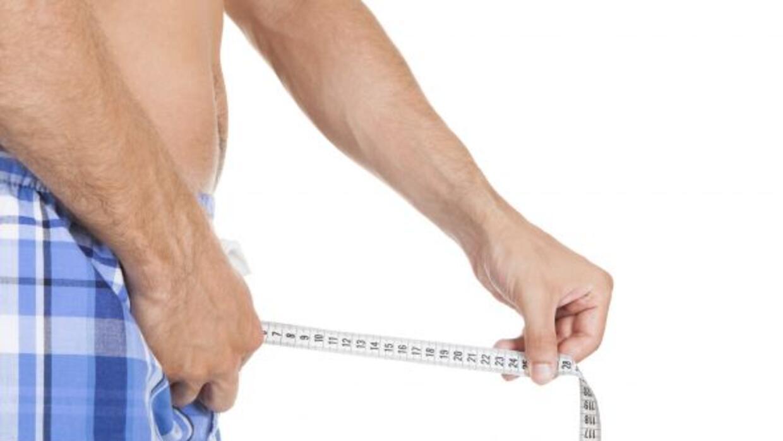 Científicos ingleses preocupados por la cuestión del 'tamaño' realizaron...