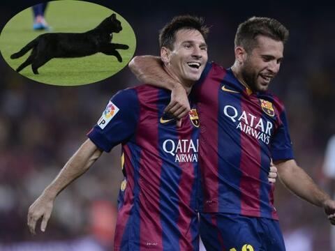 Barcelona arrancó su participación en la Liga españ...