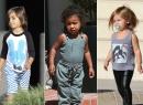 North, Mason y Penelope, los mini Kardashian