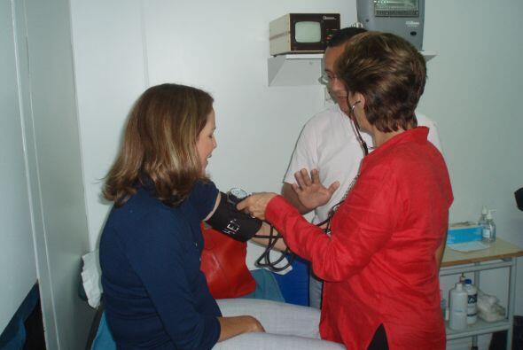Muchos médicos aseguran que la clínica en San Nicol&aacute...