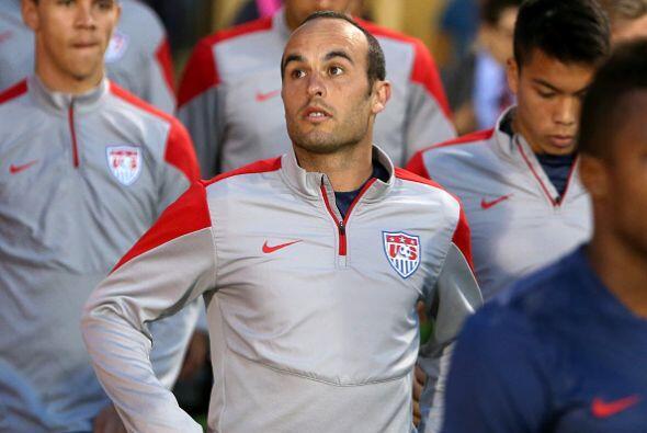 Landon Donovan se despidió de la selección de Estados Unidos, el jugador...