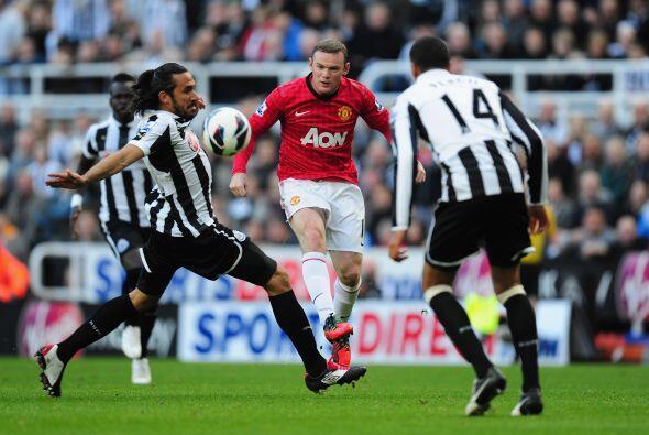 El líder en todos sentidos para el United movía los hilos...