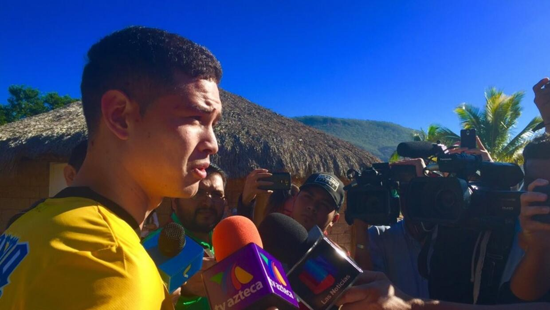Martín Zúñiga jugará con Dorados