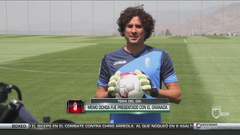 ¿Granada es la última oportunidad de Guillermo Ochoa para trascender en...