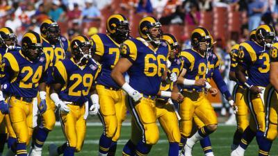 Equipo Los Angeles Rams en 1994