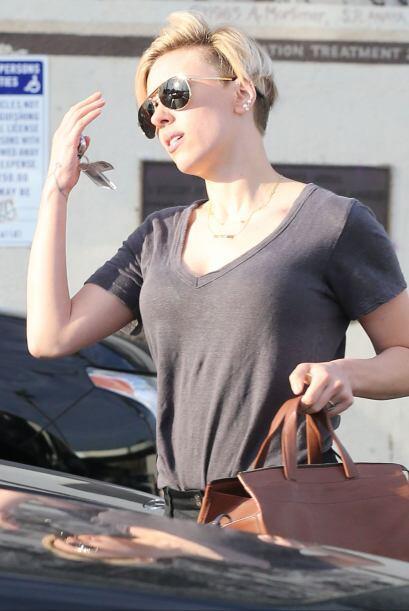 """Scarlett dará voz a """"Kaa"""" para la nueva versión..."""