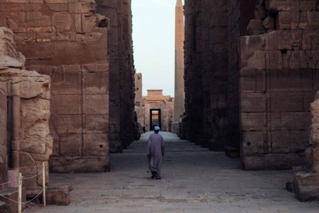 La industria del turismo ha disminuido aún más desde que fue derrocado M...