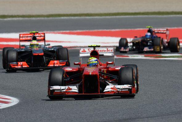 Quizá dentro de unas carreras, el equipo inglés, acostumbrado a las gran...