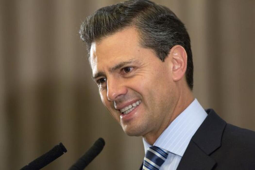 Un caso similar al de Rousseff es el del presidente de México, Enrique P...