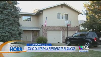 Norma racista sigue vigente en una comunidad en California