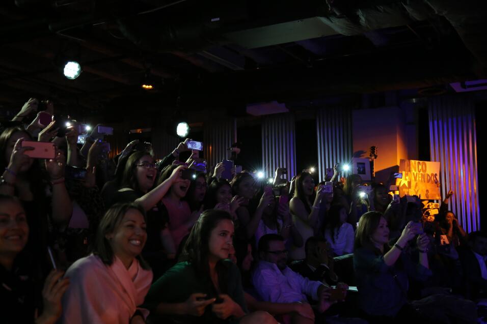 CNCO causó furor entre sus seguidores de Houston
