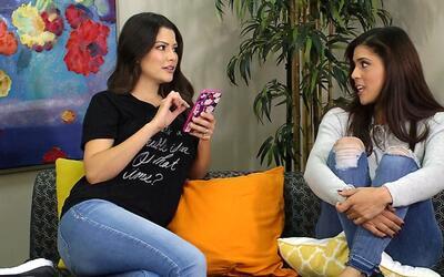 #LasManas: ¿Has enviado mensajes por error? Ana Patricia y Francisca sí