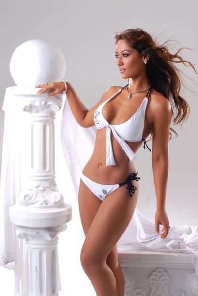 La guapa modelo posee un cuerpo que hubiera puesto de cabeza a toda la a...