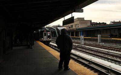Los ataques sexuales en el subway han ido en aumento este año, según la...