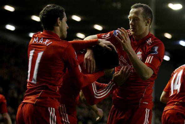 Liverpool marcha sexto en la Liga Premier.