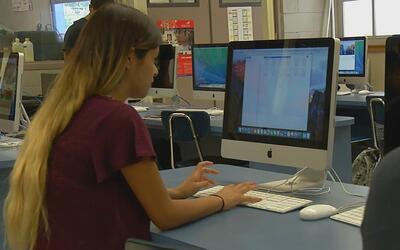 Cassandra Martínez, a pocos días de cumplir su sueño como estudiante