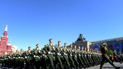 El ejercito ruso ha mostrado avances tecnológicos importantes.