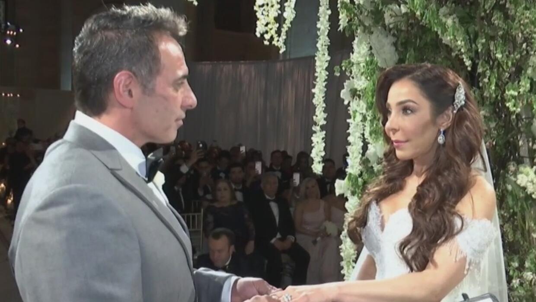Gelena Solano nos reveló que sucedió con su esposo Steve, en la primera...