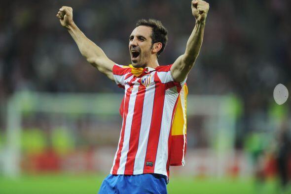 Aunque en estos momentos es parte del equipo 'rival' a nivel local, Juan...