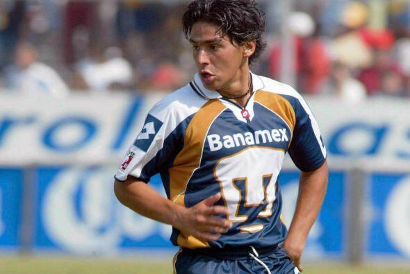Un delantero que inició su andar por primera división con los Pumas es R...