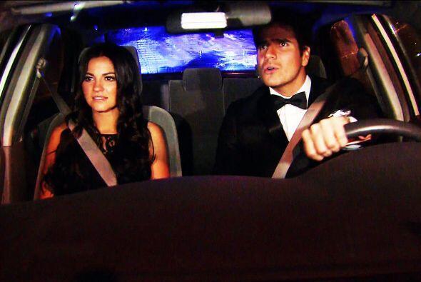 Perdiste el control del auto Pablo y tú y Esmeralda sufrieron un terribl...