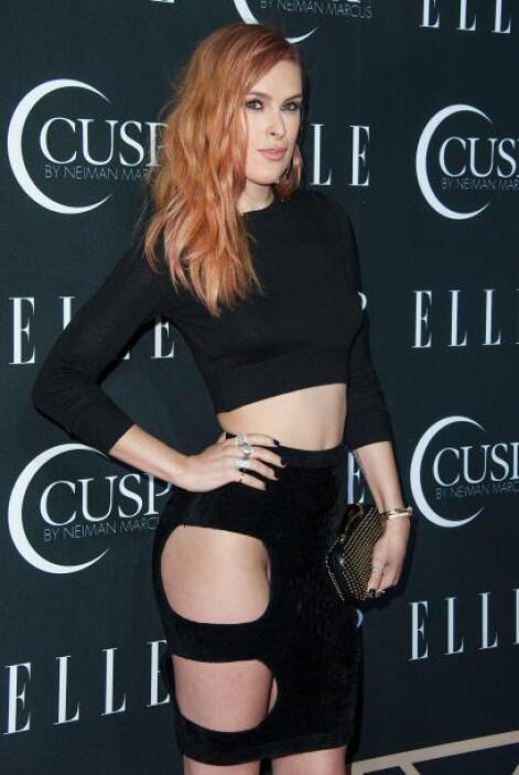 Queda claro que la hija de Demi y Bruce es una 'fashionista' total.