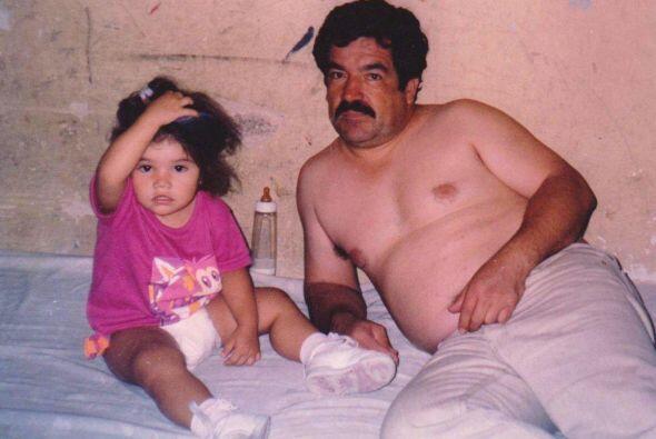 Marina reveló que deseaba mejorar la relación con su padre.