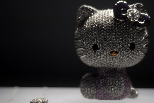 Para la empresa Sanrio, desde 1974,  'Hello Kitty' ha sido confundida co...