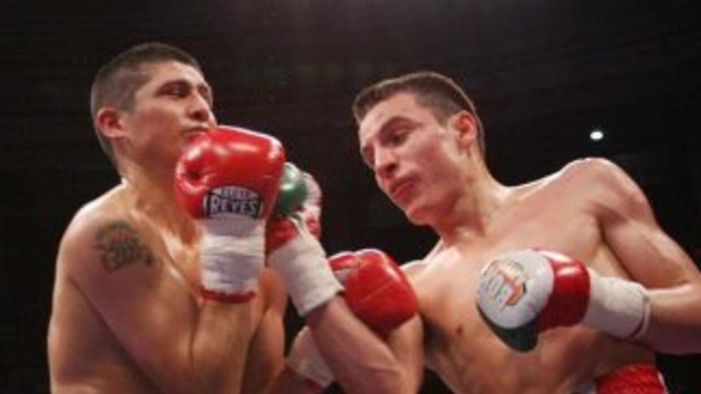 Omar Chávez y Páez Jr. se enfrentarán en buena batalla (Foto: Facebook)