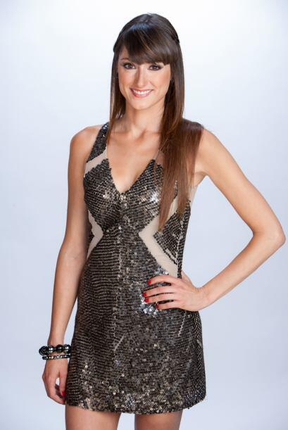 Raquel Ortega es procedente de España y es coreógrafa y bailarina.