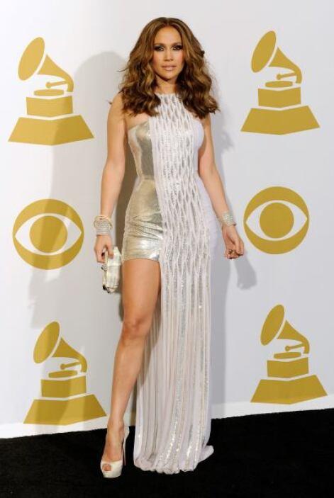 Jennifer Lopez comenzó a darse cuenta de que su hermosura era digna de u...