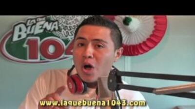 La Qué Buena 104.3 te invita a ver a Juanes en Austin, TX