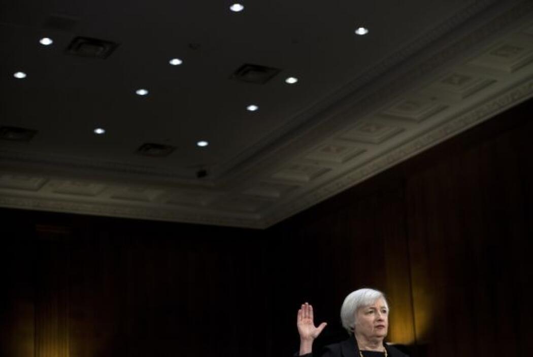 La economista, con dos décadas de carrera en la Reserva Federal, afirmó...
