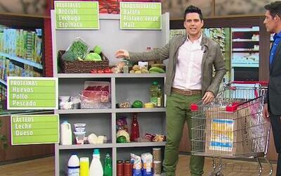 Alimentos que no pueden faltar en tu lista del supermercado